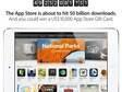 Apple deve superar marca de 50 bilhões de aplicativos baixados em breve