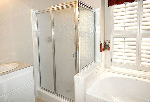 Framed Frameless Shower Doors Corona Ca Heavy Glass Sliding Swinging Shower Doors Norco Riverside