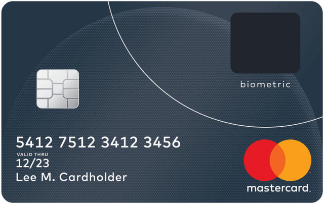 The Steady Drip: MasterCard Tests Credit Cards with Embedded