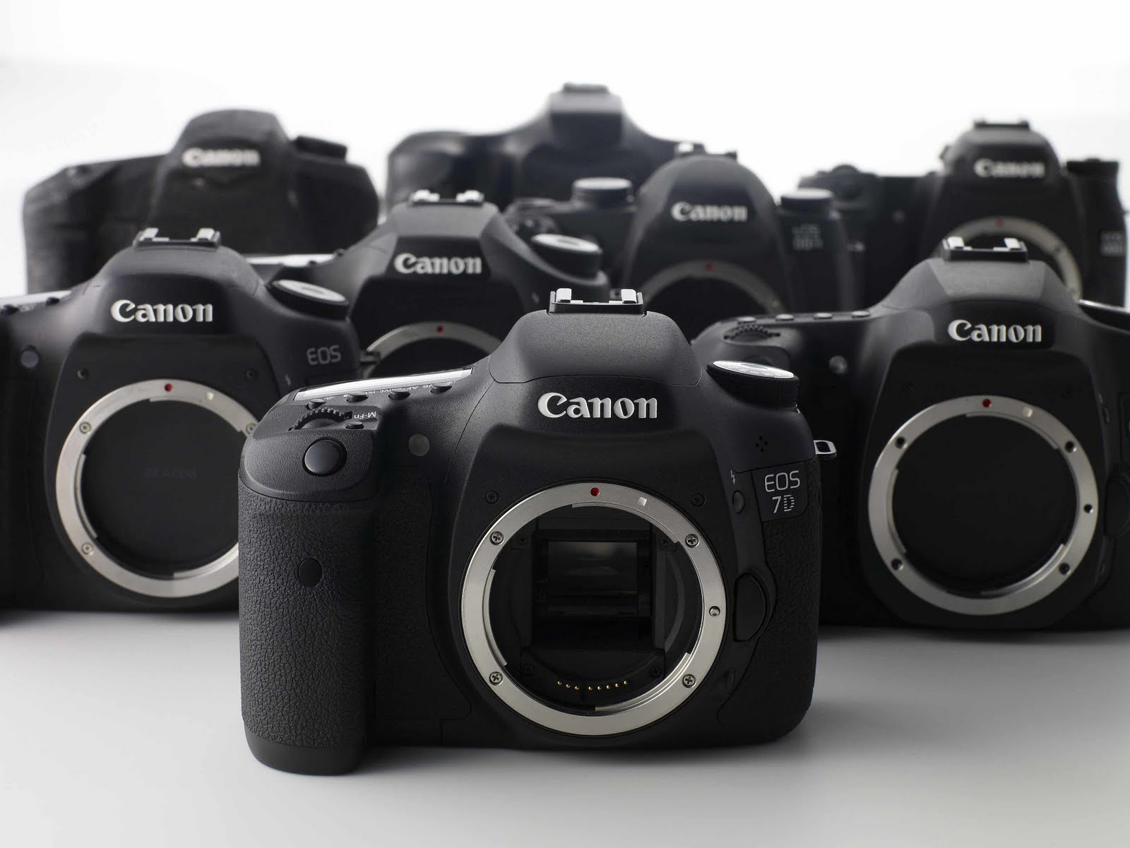 For Canon lovers: Which Canon dSLR?