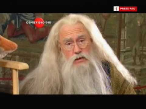 Comic Relief Harry Potter And The Secret Chamberpot Of Azerbaijan