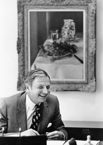 EndrTimes: David Rockefeller, Philanthropist And Head Of