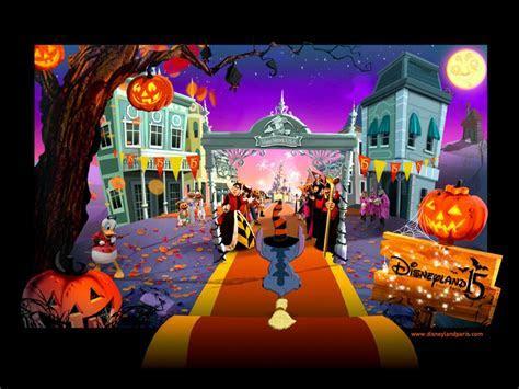 FULL WALLPAPER: Cartoon halloween wallpaper