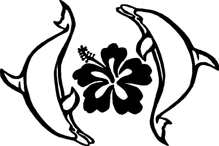 Free Hawaiian Flowers Drawings Download Free Clip Art Free Clip Art On Clipart Library