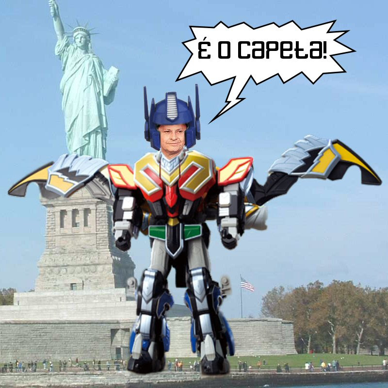 """Mega Bot III: A Vingança De Macedo"""