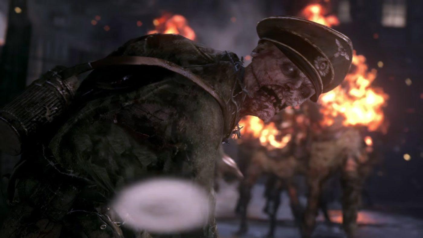 Cod Ww2 Zombies Maps Leak Mentions Bonus Map Hints At