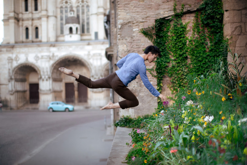 mickael jou's dance moves defy gravity