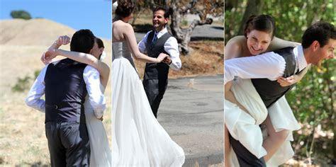 wedding! ben & elana at briones regional park: ceremony