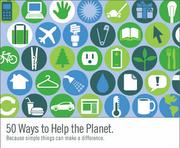 5o formas de ayudar al planeta