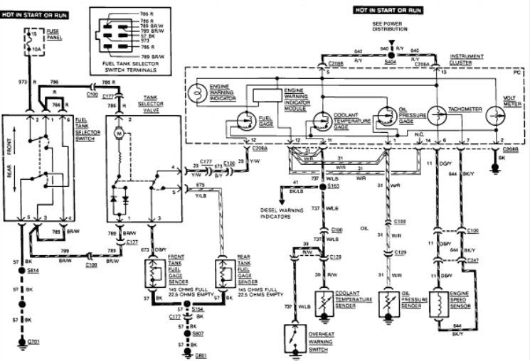 Wiring Diagram 1996 Ford F 350 Powerstroke Wiring Diagram View A View A Zaafran It