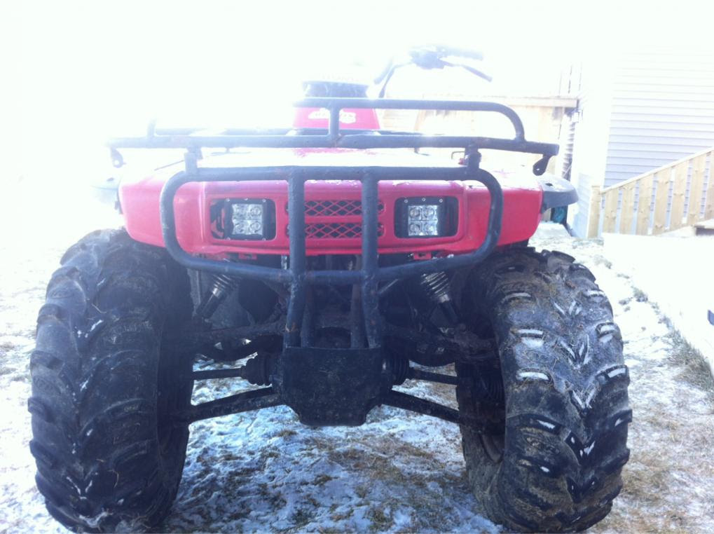 How To Wire A Led Light Bar On Atv
