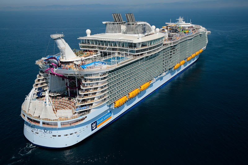 Harmony of the Seas: a bordo do maior navio de passageiros do mundo 02
