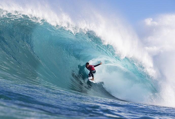 Filipe Toledo repescagem Mundial de surfe Margaret River Austrália (Foto: WSL)