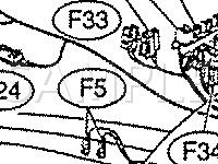 1997 Subaru Impreza Parts Location Pictures (Covering ...