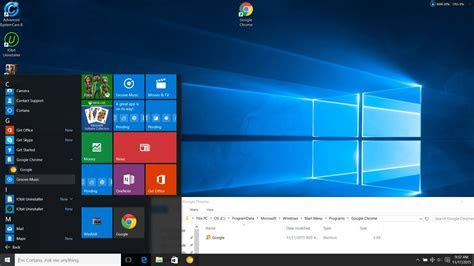windows 10   Changing Chrome icon on the tile   Super User