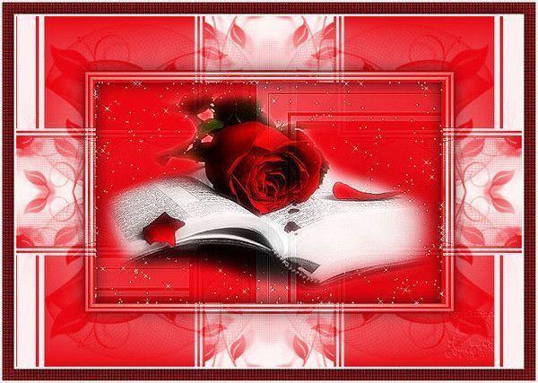Rouge ... Belle image  ...