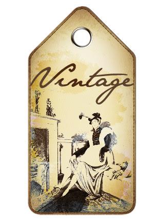 vintage tag
