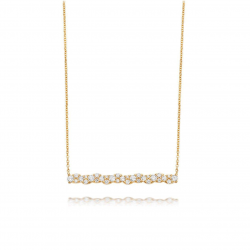 Astley Clarke Diamond Necklace