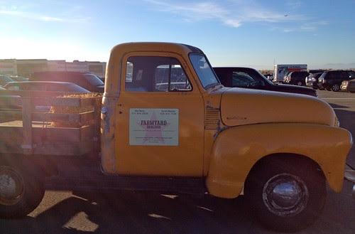Farmyard Darling Truck