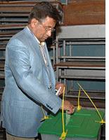 Pervez Musharraf. Click image to expand.