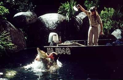 crocodile hunter g