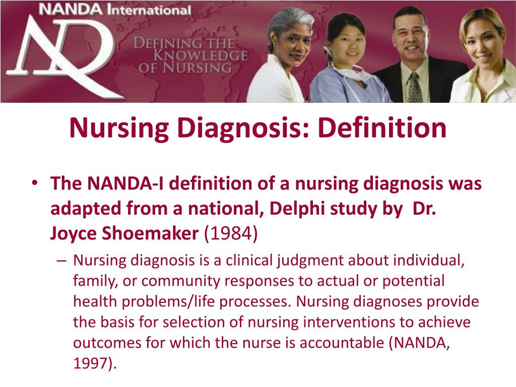 PPT - Tips for Teaching Nursing Diagnosis and the Use of ...