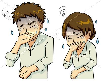吐き気の写真イラスト素材 写真素材ストックフォトの定額制ペイレス