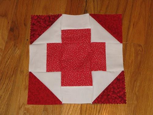 3x6 block for Handmade Retro