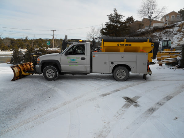 Snow Plowing Ethan Poulin Landscaping