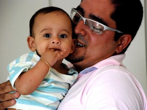 Especialista ensina '10 mandamentos' para pais de primeira viagem (Foto: Ingrid Maria Machado/G1)