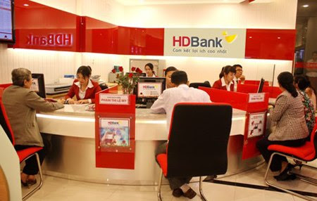 HD Bank sets estimated pre-tax profit of VND1.643 trillion (US$72.37 million) for 2017, up 28 per cent against 2016.