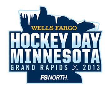 Hockey Day logo, Hockey Day logo