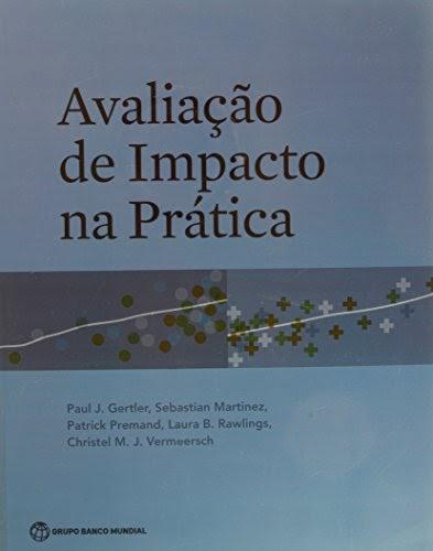 Livro Online Avaliacao de Impacto Na Pratica Gratis em