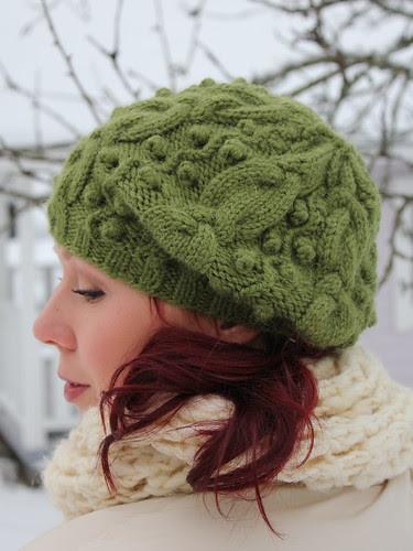 Green Slouchy Hedda
