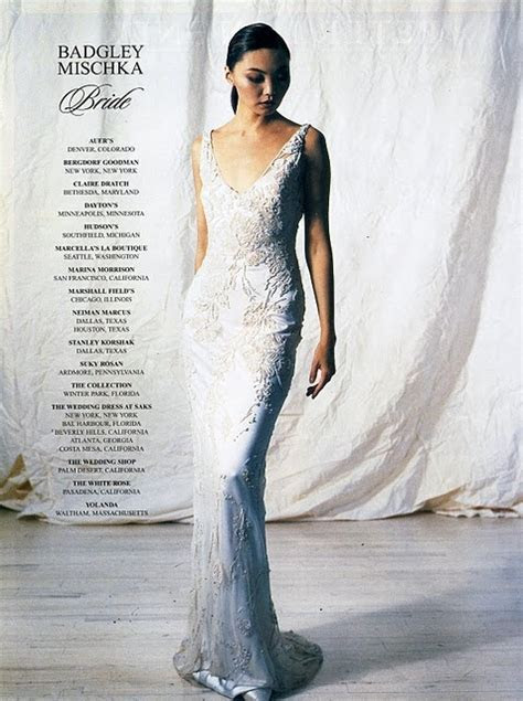 66 best images about 1990s wedding on Pinterest   Cindy