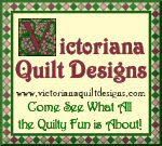Quilt Patterns from Victoriana Quilt Designs