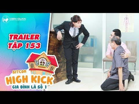 Gia đình là số 1 sitcom | Trailer tập 153: Kim Long khiến cho cả nhà bạn thân Đức Minh điêu đứng?