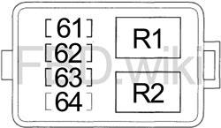 06 11 Honda Civic Fuse Box Diagram