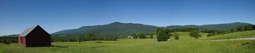 Mt Abe in Vermont