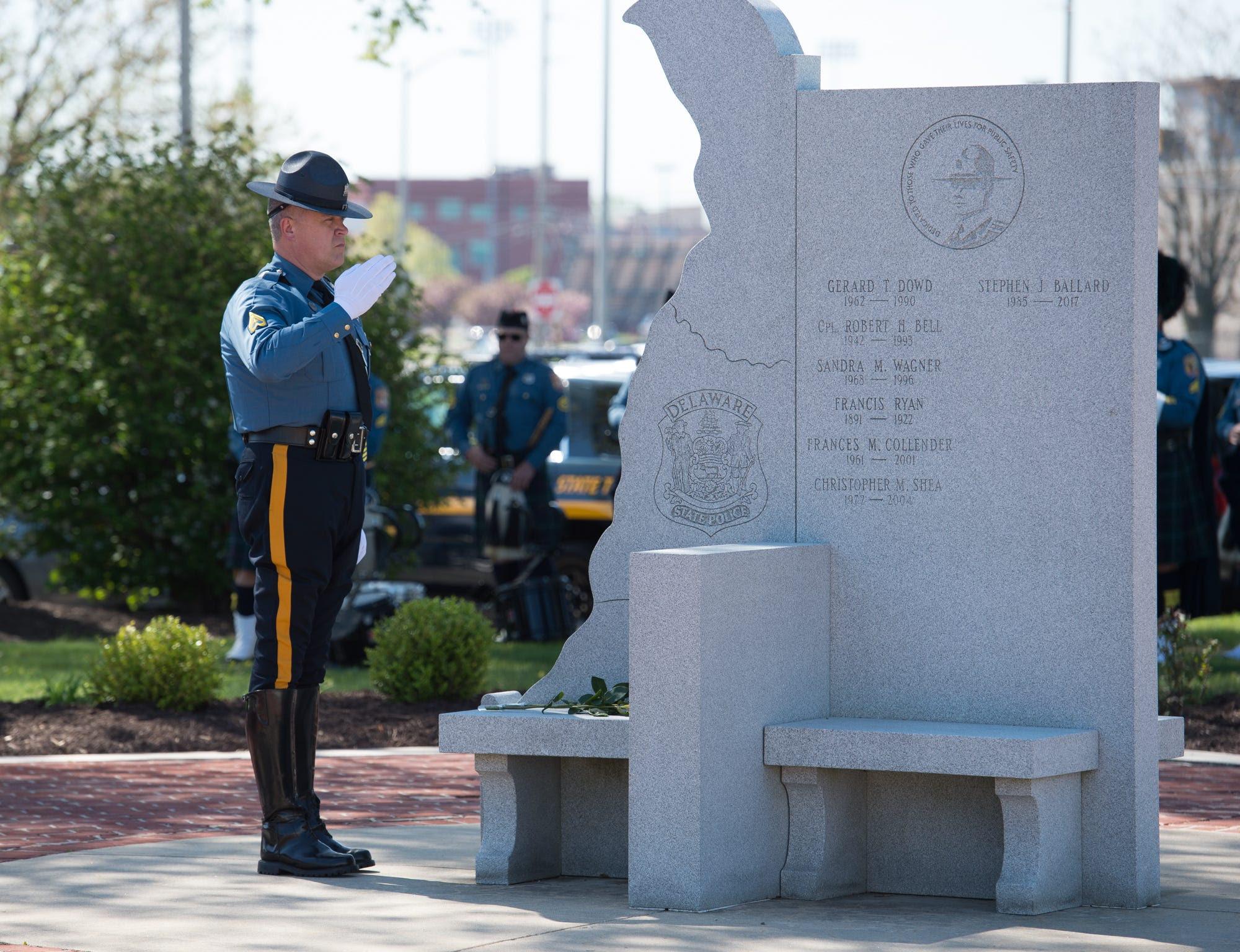 WIL Police Memorials JM23