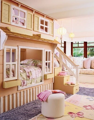 25 Fun And Cute Kids Room Decorating Ideas | DigsDigs