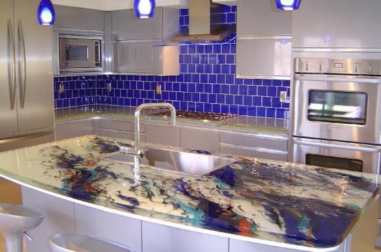 اجمل مطابخ زجاج 2016 Kitchen hwaml.com_1339793436