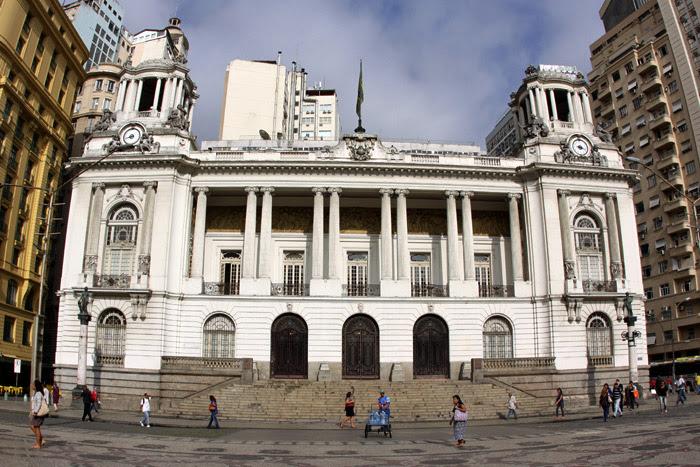 Palácio Pedro Ernesto (Câmara Municipal)