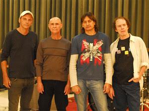 Integrantes da banda 14 Bis (Foto: Sylvio Coutinho/14bis.com.br)