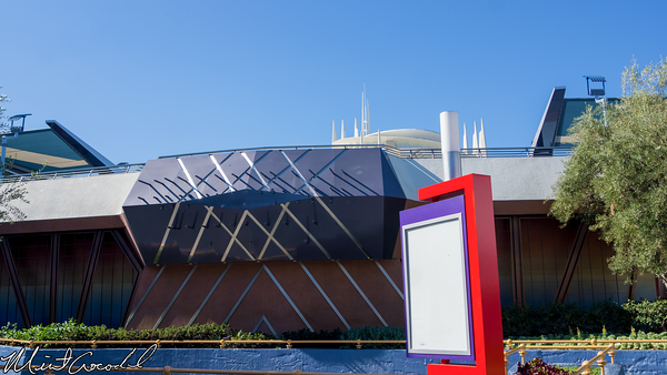 Disneyland Resort, Disneyland, Tomorrowland, Theater, Magic, Eye, Refurbishment, Refurbish, Refurb