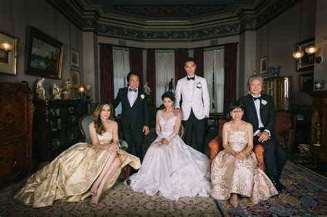 Celebrity Wedding: Sunny Wang and Dominique Choy   Hong