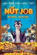 古惑松鼠之飢餓任務/堅果行動 (The Nut Job) poster