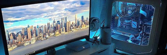 Pc Gaming Desktop Setup