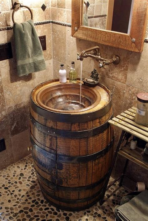 inspiring rustic bathroom decor ideas  cozy home