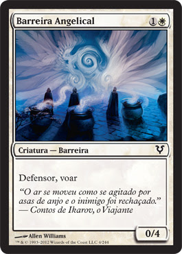 Barreira Angelical